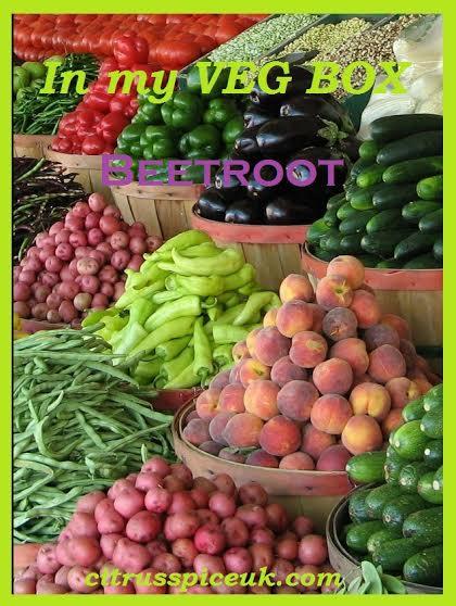 veg box-beetroot