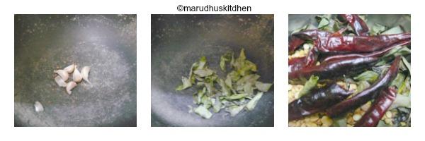 homemade idli podi with whole black urad dal