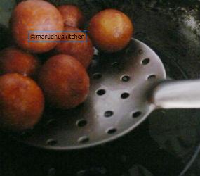 gulab jamun with dry milk powder