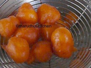 how to make thaen mittai /then nilavu recipe
