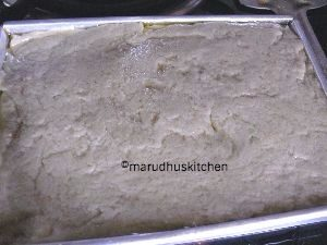 how to make cashew burfi at home /mundri cake recipe