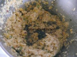 how to make maravalli kilangu vadai (kizhangu)/tapioca vadai